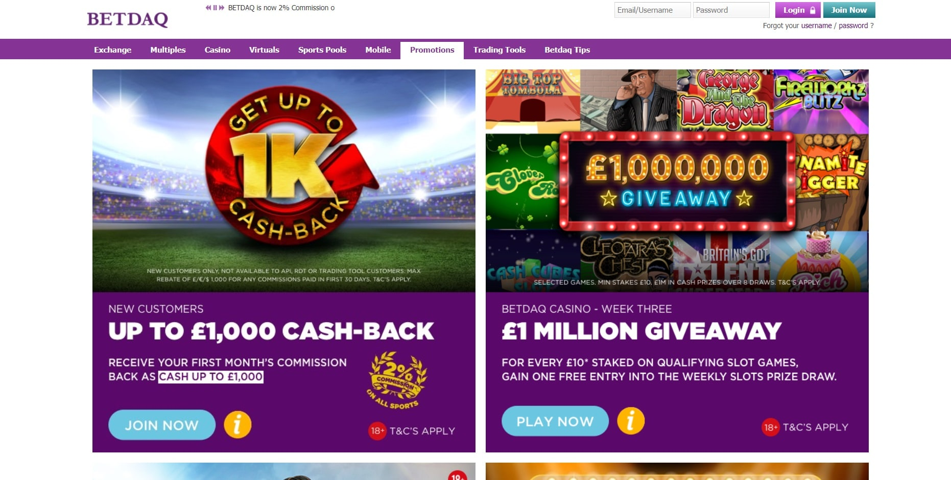 HOME / BETTING EXCHANGE / BETDAQ EXCHANGE REVIEW Betdaq Exchange Free Bet Betdaq Exchange Review