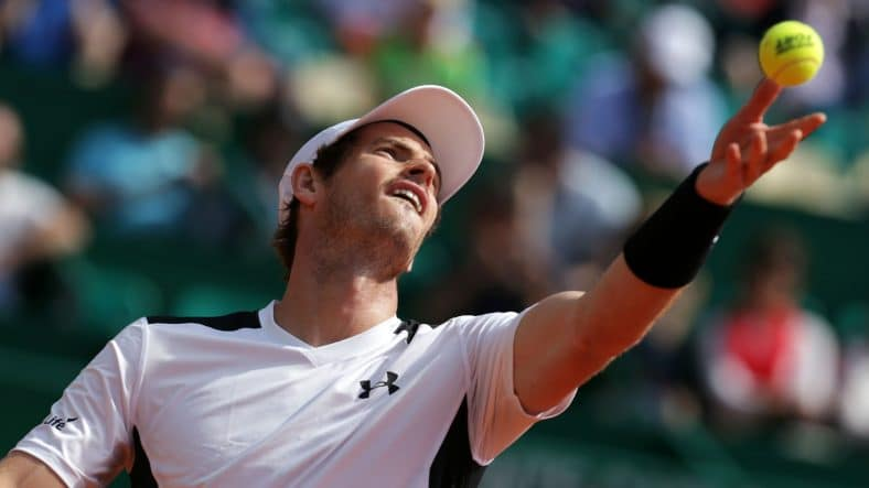Andy Murray odds on Wimbledon are subject to Tennis Handicap betting