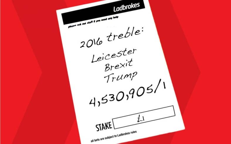 Each Way Treble bet explained