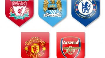 Premier League Top 4 Finish Betting Odds