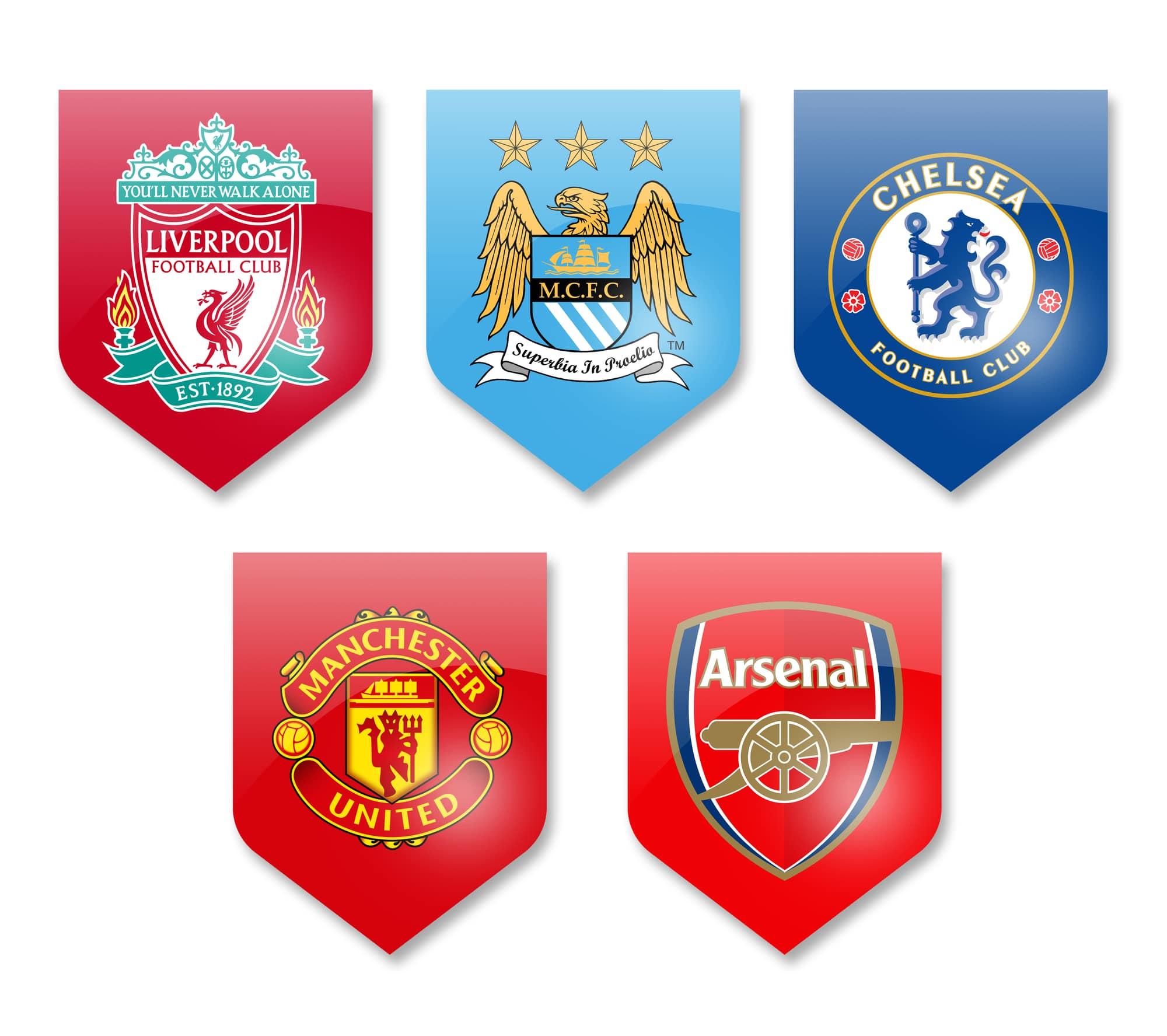 Premier League Top 4 Finish Betting Odds